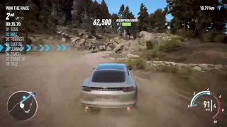 NFS: Payback - Offroad Races