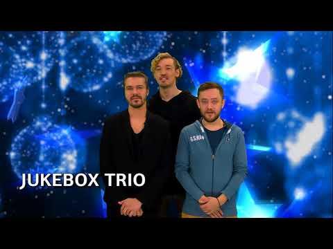 Поздравления для всех телезрителей Europa Plus Tv от Jukebox Trio! - Клип смотреть онлайн с ютуб youtube, скачать