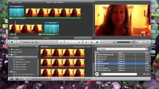 How to Make a Video with iMovies (full)