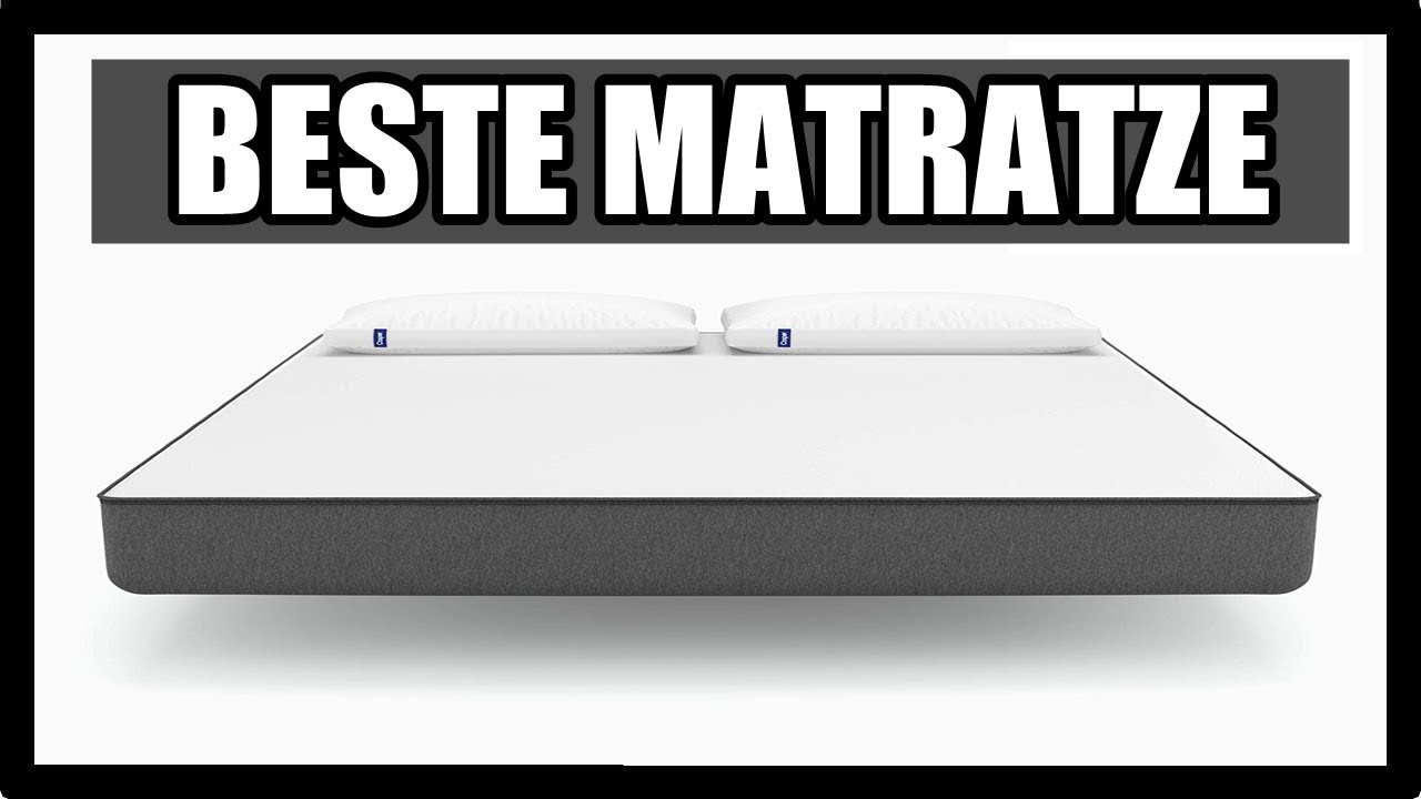 Beste Matratzen Test 2018 7 Zonen Matratze Test 2018