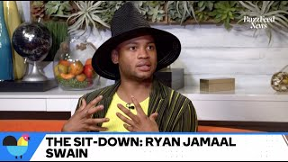"""""""Pose"""" Star Ryan Jamaal Swain Says He Works On """"The Best Show"""""""
