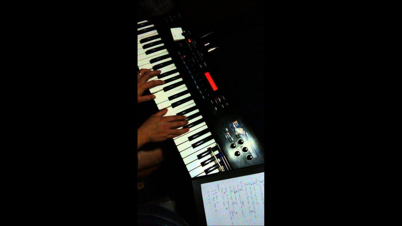 One Desire Piano Demo Youtube