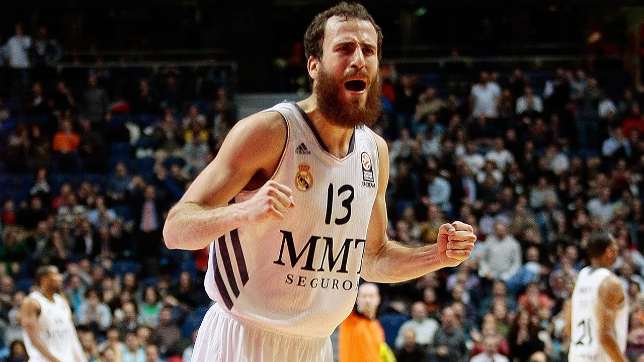 Assist of the night sergio rodriguez real madrid youtube - Sergio madrid ...