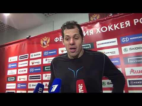 Евгений Малкин: У нас с Овечкиным еще на Олимпиаде не получилось!