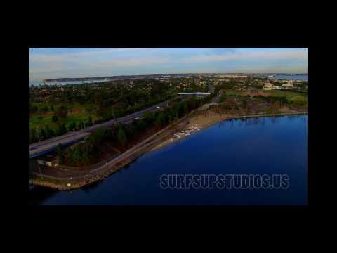 The Wonderful World of Coronado, California in Ultra HD 4k Cinematography Phantom IV & Go Pro