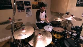 Chris Dimas - Octahate - Ryn Weaver - Drum Cover