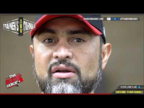 Manny Robles On Oscar Valdez vs Genesis Servania Assess Oscar Valdez Performance