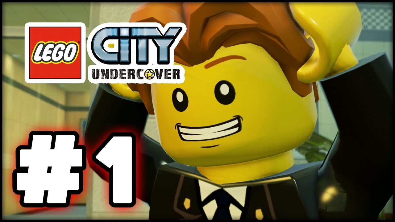 Lego City Undercover Part 1 Welcome To Lego City Hd Gameplay Walkthrough Youtube