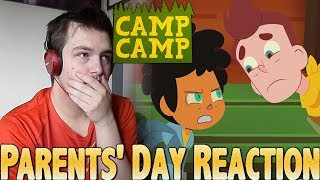 Video Camp Camp Season 2 Episode 12: Parents' Day Reaction download MP3, 3GP, MP4, WEBM, AVI, FLV Maret 2018