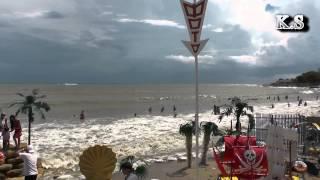 Евпатория штормит(Заходите и смотрите интересное видео на других моих каналах! Моё видео по ремонту компьютеров - http://www.youtube.com..., 2013-07-26T17:22:55.000Z)