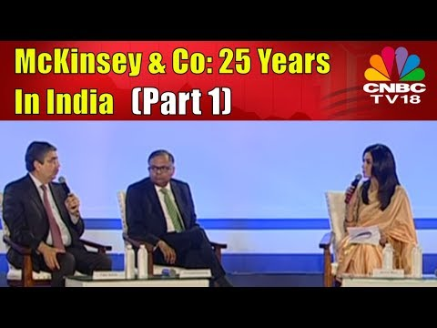 McKinsey & Co: 25 Years In India (Part 1)   CNBC TV18