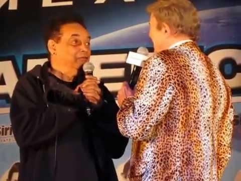 Gary U.S. Bonds interviewed by Cousin Brucie at Palisades Park SiriusXM concert
