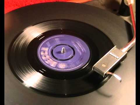 The Redcaps - Talking About You - 1963 45rpm