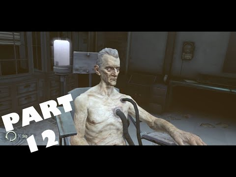 DISHONORED DLC BRIGMORE WITCH 5 TEXTILLE MILL |