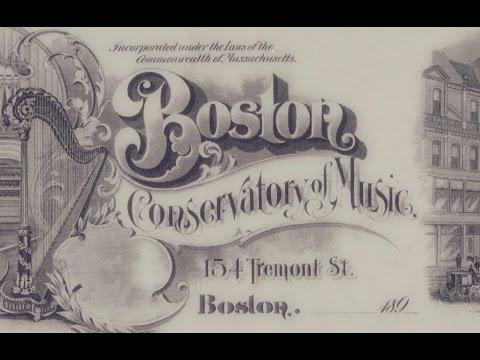 Boston Conservatory at Berklee - Music Division History