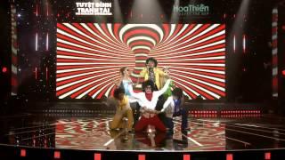 TUYỆT ĐỈNH TRANH TÀI 2015 - DADDY COOL - TUẤN KHANH (9/5 [LIVE 4]