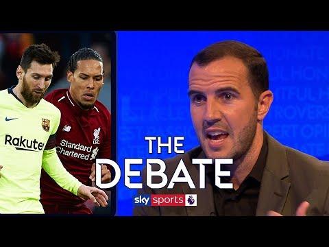 Who should win UEFA Men's Player of the Year - Messi, Van Dijk or Ronaldo? | The Debate