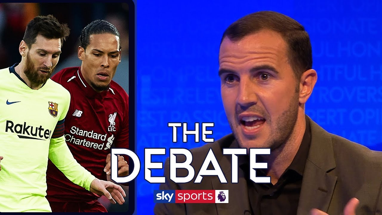 Who should win UEFA Men's Player of the Year - Messi, Van Dijk or Ronaldo? | The Debate