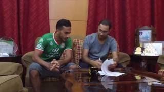 فيديو .. #صالح_العمري يكشف سبب إنتقاله إلى #الاتفاق السعودي