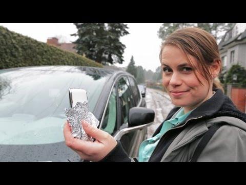 KFZ-Diebstahl In Sekunden: Schlüssellos - Auto Los