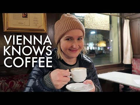 Vienna KNOWS How To Do Coffee