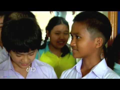 ✩Yorch Yongsin✩ Balancing School & Work @ Thai PBS [17 Feb 2014]