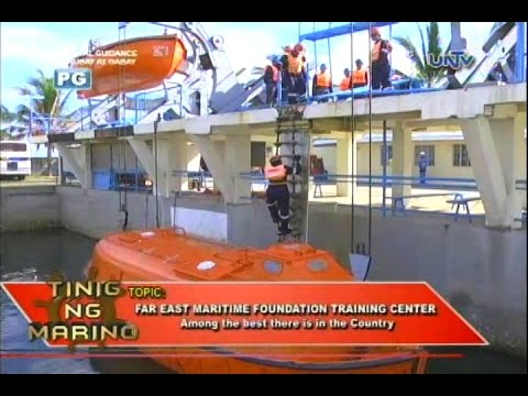 Far East Maritime Foundation Training Center - Part 1