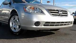 2002 Nissan Altima - Atlanta Luxury Motors - Duluth, GA 30096