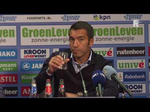 'Gio' over Heerenveen-Feyenoord (3-5): 'Komen onnodig in de problemen'