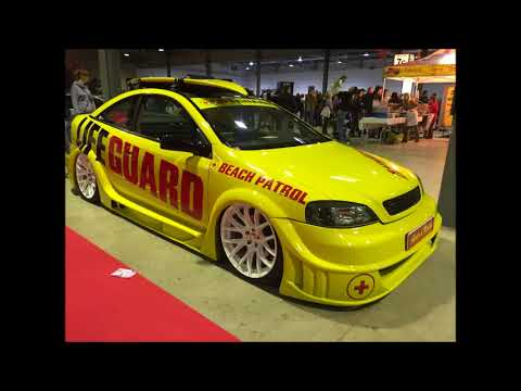 Top Tuning Show Luxembourg 2017