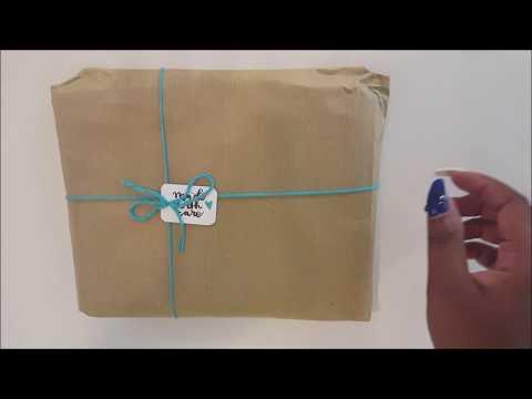 Cadeneta Notebooks Vegan Leather Traveler's Notebook Unboxing