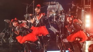 BABYMETAL WORLD TOUR 2015 in Mexico fancamまとめ(仮)