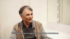 Jun Markl conducts Saint-Saens' orchestral works (Interview)