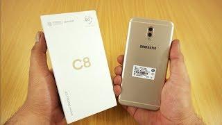 Samsung Galaxy C8 Unboxing & First Look [Urdu/Hindi]