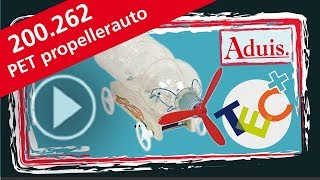PET propellerauto