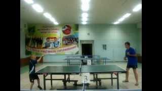 Настольный теннис Ангарск (Кузнецов Алексей 2004 г.р.).MPG