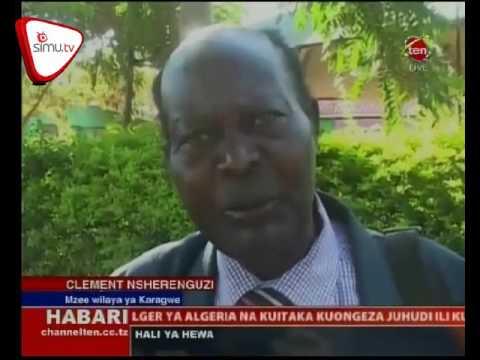 Maadhimisho Ya Wazee Mkoa Wa Kagera