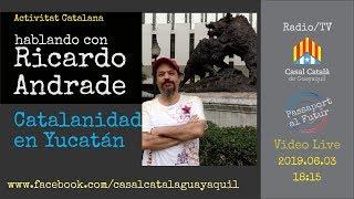 Passaport al Futur | Ricardo Andrade | Catalanes de Yucatan y el Futuro del Teatro