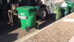 Garbage truck compilation okc and nm