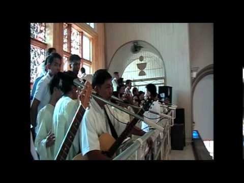 i love you lord by the st. cecilia choir