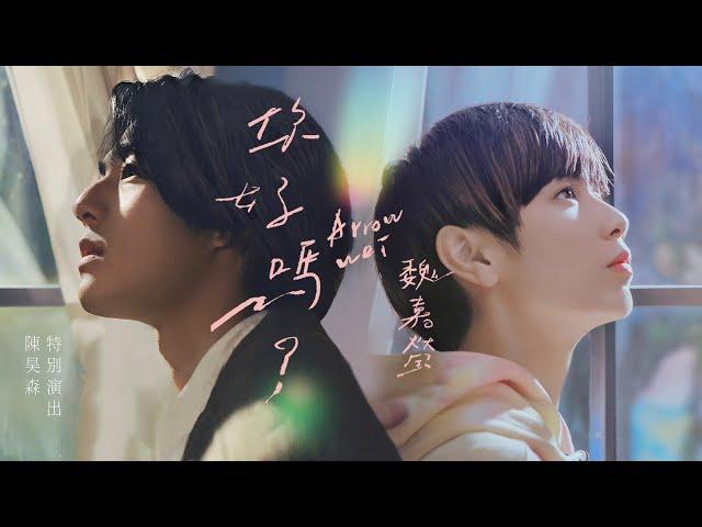 魏嘉瑩 Arrow Wei【你好嗎 How Are You】feat. 陳昊森 Official Music Video
