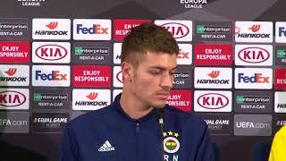 Roman Neustadter'in Zenit maçı öncesi açıklamaları