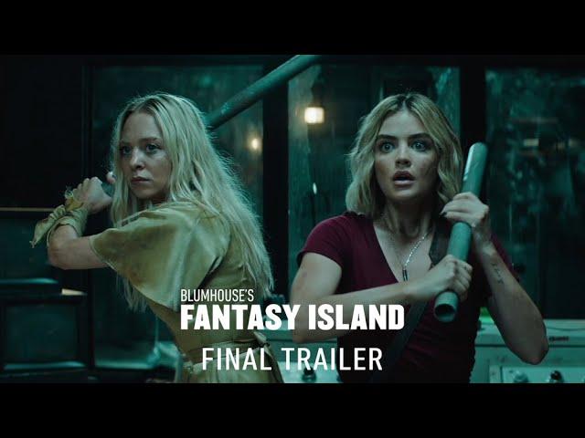 Fantasy Island Final Trailer Hd Youtube