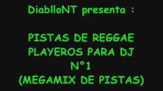 PISTAS DE REGGAE PLAYERO N°1