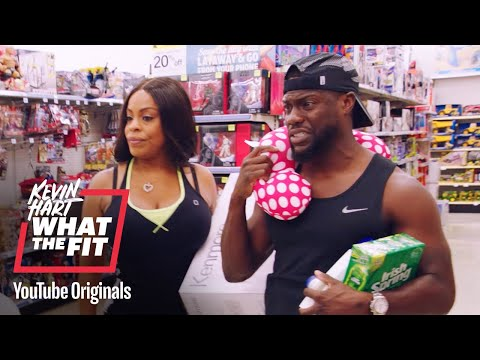 Bonus Scenes: K. Hart Hits Kmart | Kevin Hart: What The Fit | Laugh Out Loud Network