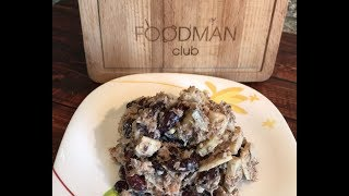 Салат из тунца и фасоли: рецепт от Foodman.club