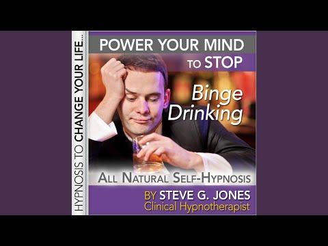 Stop Binge Drinking Hypnosis