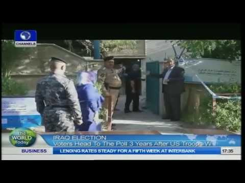 The World Today: Iraq Votes In Parliamentary Election