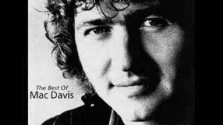 Whoever finds this, I love you! - Mac Davis