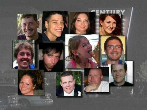 The 12 victims of the Colo. theater shooting